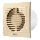 Накладной вентилятор Europlast EE150HTG золотой, с таймером и датчиком влажности