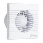 Накладной вентилятор airRoxy pRim 150 S 01-010 белый с вытягивающемся выключателем