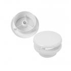 Анемостат airRoxy AA 100 мм 02-059 белый