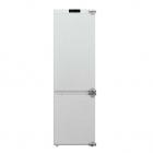 Встраиваемый двухкамерный холодильник Fabiano FBF 0256 8172.510.0986 белый