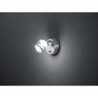 Спот Trio Cassini 877170107 LED модуль,матал/пластик, серый