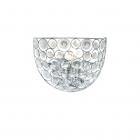 Настенный светильник Reality Riad R20381006 метал, хром