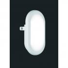 Уличный светильник Reality Hamal R62291101 LED модуль, пластик, белый