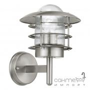 Уличный светильник Eglo Mouna 30181 Нержавеющая сталь,стекло