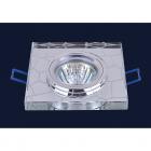 Светильник точечный встраиваемый Levistella 705456 зеркальный