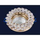 Светильник точечный встраиваемый Levistella 716MKD091 GD золото