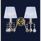 Настенный светильник Levistella 720W4002GD-2GD SILVER серебро