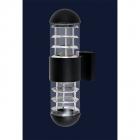 Уличный настенный светильник Levistella 767L5105-2 BK