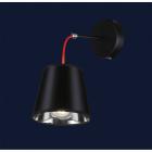 Настенный светильник Levistella 768VW32041B-1 BK-CR