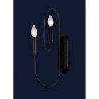 Настенный светильник Levistella 773E001-2 BK
