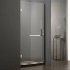 Душевая дверь в нишу Asignatura Turia 90 39040409 сатин/прозрачное стекло