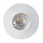 Точечный светильник Rabalux Randy 1078 белый влагостойкий