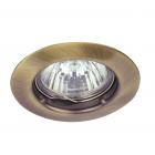 Точечный светильник Rabalux Spot relight 1090 бронза