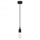Светильник подвесной Rabalux Roxy 1412 черный