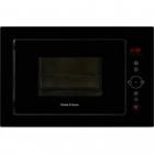Встраиваемая микроволновая печь с грилем Gunter&Hauer EOK 2502 черный