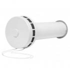 Приточный клапан с шумоизоляцией Europlast SPK2-100dB