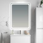 Зеркало с LED подсветкой 60x80 см Vito VT-8060L с сенсорным включением