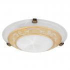 Светильник потолочный Rabalux Laretta 3714 алебастровое стекло