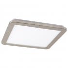 Светильник потолочный Rabalux Jeremy 5209 серый влагостойкий LED