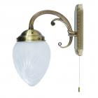 Светильник настенный веревочный Rabalux Annabella 8631 бронза