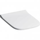 Сиденье с крышкой для унитаза Geberit Smyle Squade 500.240.01.1 белый