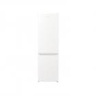 Отдельностоящий двухкамерный холодильник с нижней морозильной камерой Gorenje RK6201EW4 белый