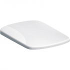 Сиденье с крышкой Soft-Close Geberot Selnova Compact 501.929.01.1 дюропласт, белый