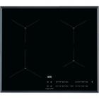 Электрическая варочная поверхность AEG IAR64413FB черная стеклокерамика