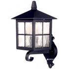 Уличный настенный светильник Elstead Lighting Winchester BL17-BLACK