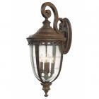 Уличный настенный светильник Elstead Lighting English Bridle FE-EB2-XL-BRB