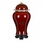 Настольная лампа Elstead Lighting Oxblood DL-OXBLOOD-BASE