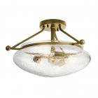 Светильник потолочный Elstead Lighting Belle QN-BELLE-SF-BNB