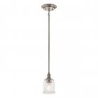 Светильник подвесной Elstead Lighting Waverly KL-WAVERLY-MP-CLP