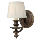 Настенный светильник Elstead Lighting Dunhill HK-DUNHILL1