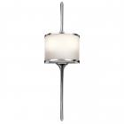 Настенный светильник влагостойкий Elstead Lighting Mona KL-MONA-S-PC LED