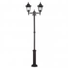 Уличный фонарный столб Elstead Lighting Chapel CP8-BLACK