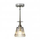 Светильник подвесной влагостойкий Elstead Lighting Agatha BATH-AGATHA1P-BN LED