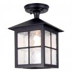 Уличный потолочный светильник Elstead Lighting Winchester BL18A-BLACK