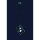 Светильник подвесной Levistella 756PR160F-1 GX оксид меди
