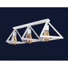 Светильник потолочный Levistella 756XPR220F2-3 WH (500)
