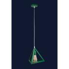 Светильник подвесной Levistella 756PR220-1 GREEN зеленый