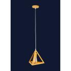 Светильник подвесной Levistella 756PR220-1 YL желтый
