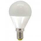 Лампочка светодиодная матовая Feron 25555 LB-95 P45 230V 5W 400Lm E14 2700K