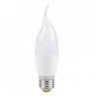 Лампочка светодиодная матовая Feron 25718 LB-97 CF37 230V 7W 560Lm E27 2700K