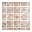 Мозаика 31,7x31,7 АкваМо Stone Beige