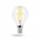 Лампочка светодиодная прозрачная Feron 25578 LB-61 P45 230V 4W 400Lm E14 2700K