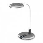 Настольный светильник Feron DE1731 40075 серый LED 3000-6000K