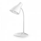 Настольный светильник Feron DE1727 40047 белый LED 5000K