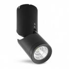 Спот потолочный Feron AL517 29889 черный LED 4000K