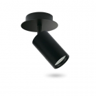 Спот потолочный Feron ML308 40102 GU10 черный